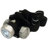 Dorcy 41-2091 45-Lumen LED Metal Gear Headlight