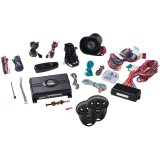 Python 5103P 1-Way Security System With Remote Start