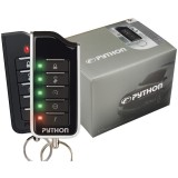Python 5204P Responder LE 2-Way Security System With Remote Start