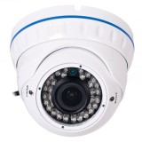 Safesight TOP-SS-DNTT200 1080p HD-IP Dome Security camera - Front view of camera