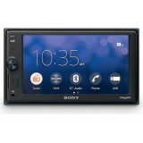"Sony XAV-AX1000 Double DIN Digital Receiver with 6.4"" Display, Apple Carplay - Main"