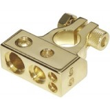 Metra GBT3N Gold Series Battery Terminal - Negative