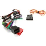 idataLink Maestro HRN-RR-FI1 Radio Replacement and Steering Wheel Interface Harness for 2012 - 2015 Fiat Vehicles