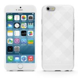"iLuv ILVAI6GELAWH iPhone 6 4.7"" Gelato Case - White"