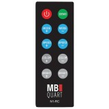 MB Quart N1-RC Marine Stereo Receiver