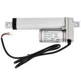 "InstallBay FLIN4 12 Volt Linear Actuator with 4"" stroke - 120lb Force Capacity"