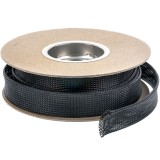 "FLX125BLK 1/2"" TechFlex - Roll"