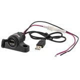 Install Bay IBR78 Pass-Through Flush-Mount USB Socket