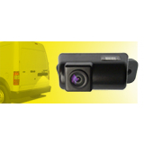 iPark IPCVS822S Vehicle Specific Reverse Back up Camera for 2009-Up Ford Transit Van