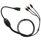 Simple ISHD01 HDMI to Composite Video and Audio cable - Main