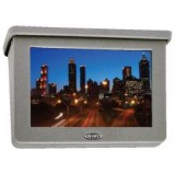"""Jensen JE1569BMK 15.4"""" Flat Panel Fixed LCD Monitor for Bus and Van"""