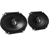 JVC CS-J6820 6 x 8 inch Coaxial - 2 way Car Speakers
