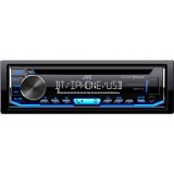 JVC KD-R790BT Single DIN Bluetooth CD Receiver