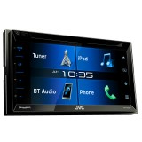 "JVC KW-V330BT 6.2"" Double DIN Car Stereo receiver - Main"