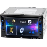 JVC KW-V11 Double DIN In dash car stereo - Main