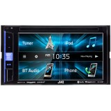 "JVC KW-V25BT 6.2"" Double DIN Car Stereo receiver"