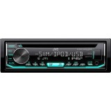 JVC KD-R690S Single DIN CD Receiver with Sirius XM