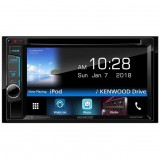 "Kenwood DDX575BT Double DIN 6.2"" In-Dash DVD/CD/AM/FM Receiver with Bluetooth, HD Radio"