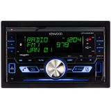 Kenwood DPX303MBT Double DIN Digital Media Receiver - Main