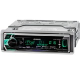 Kenwood KMR-D368BT Single DIN CD Marine Receiver with Bluetooth - Main