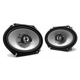 "Kenwood KFCC6865S 250W 6x8"" Sport Series 2-Way Custom Fit Car Speakers-main"