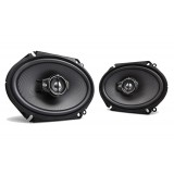"""The full range Kenwood KFCC6895PS 6"""" x 8"""" Performance Series Custom Fit Coaxial Speaker Set is custom made to fit in ford and Mazda vehicles. They deliver everything from punchy lows to crystal clear highs.-main"""