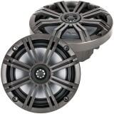 Kicker 41KM652C KM Series 6.5 inch 2-Way Coaxial Marine Speakers - Main