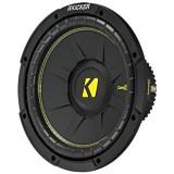 Kicker 44CWCS104 10 inch Round Subwoofer