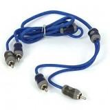 Kicker KI21 K-Series 1-Meter RCA Cables