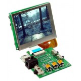 "Accelevision LCD25L 2.5"" LED back lite raw LCD module"