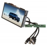 """Accelevision LCD7WVGATS 7"""" Touch screen LCD monitor with VGA input"""