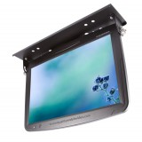 """Accelevision LCDBFD19WX 19"""" Overhead Flip Down Roof Mount Monitor for Commercial Vehicles"""