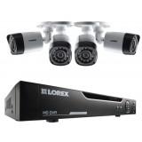 Lorex LHV10041TC4 4-Channel 1TB Cloud Connect 720p HD CCTV & 4 720p Cameras-main