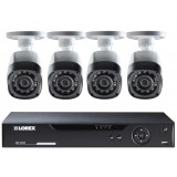 Lorex LHV10082TC4 Stratus Cloud 8-Channel DVR with 2TB HDD and Four Cameras-main