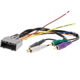 Metra TurboWires 70-6503 Wiring Harness Amplifier Integration - Main