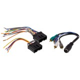 Metra 70-7004 Car Stereo Wiring Harness - Front