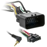 Metra 70-9800 Car Stereo Wiring harness for 1998 - 2013 Harley Davidson Motorcycles - Main