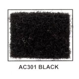 "Metra AC301-5 40"" Wide x 5 Yard Long Acoustic Carpet - Black"
