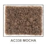 "Metra AC338-5 40"" Wide x 5 Yard Long Acoustic Carpet - Mocha"