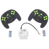 Audiovox MVGP1 Add-on Game system for Headrest and Overhead DVD players - Main