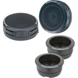 "Power Acoustik NB-2 180-Watt 3-Way Mount 1"" Tweeter"