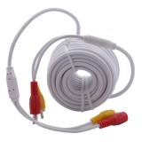 Quality Mobile Video SSRCA-25 25 foot Back up camera extension cable