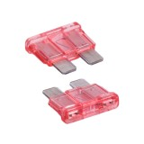 Accelevision 5720 ATC 20 Amp Fuse 20-Pack - Front/Back