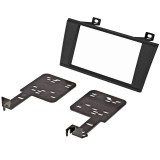 Metra 95-5000B Dash Kit Turbokit Double DIN for Ford Thunderbird 2002-2005 and Lincoln LS 2000-2006 Vehicles