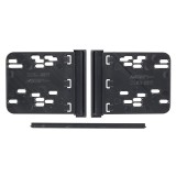 Metra 95-5817 Double Din Dash Kit for Ford, Lincoln, Mazda and Mercury - Full Kit