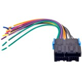 Metra 70-1858 Car Stereo wire harness - Front