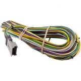 Metra TurboWires 70-2042 Wiring Harness for Amplifier Bypass