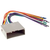 Metra 70-5520 Car stereo wire harness - Front