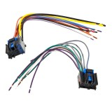 Metra 71-7302 Car stereo wire harness for Hyundau and Kia - Connector detail