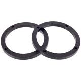 "Metra 82-4400 1/2"" Plastic Car Speaker Spacer Rings - Front"